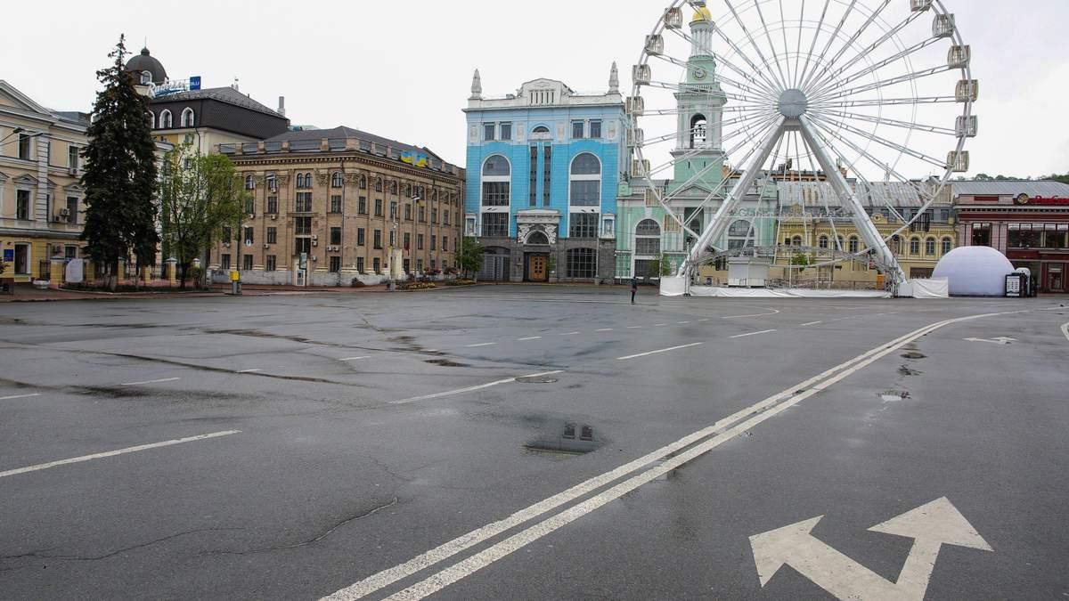Куда выбрасывать маски в Киеве – где будут пункты приема