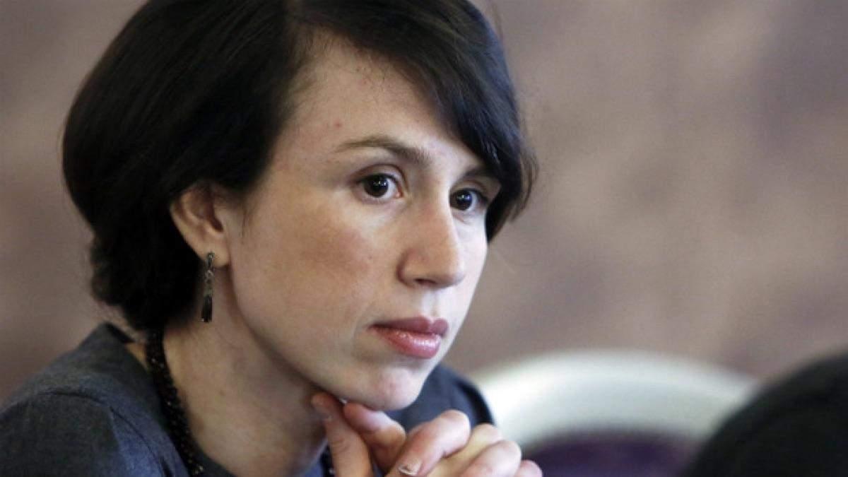 Суд над Чорновол – суд избрал меру пресечения Татьяне Чорновол