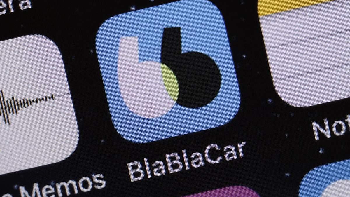 BlaBlaCar запустив додаток  BlaBlaHelp
