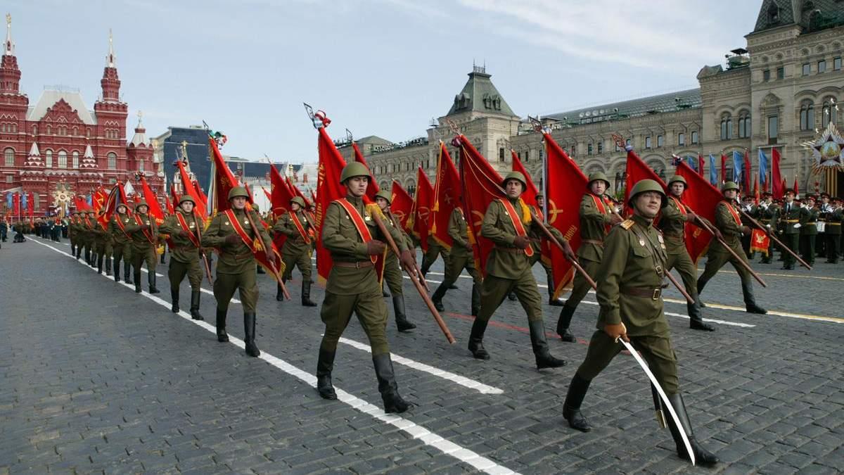 Даже коронавирус против Путина, или Парада не будет