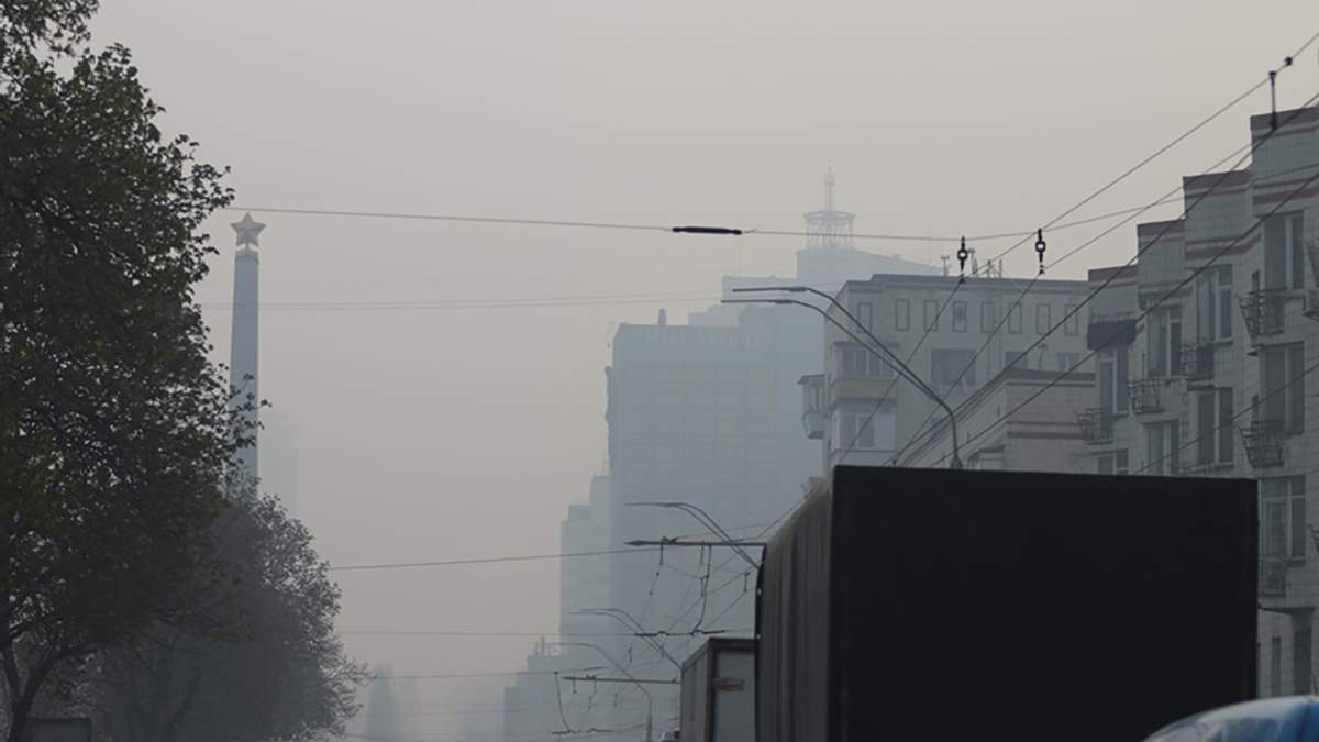 Пыль в Киеве и вокруг с 16 апреля 2020 – откуда и в чем опасность