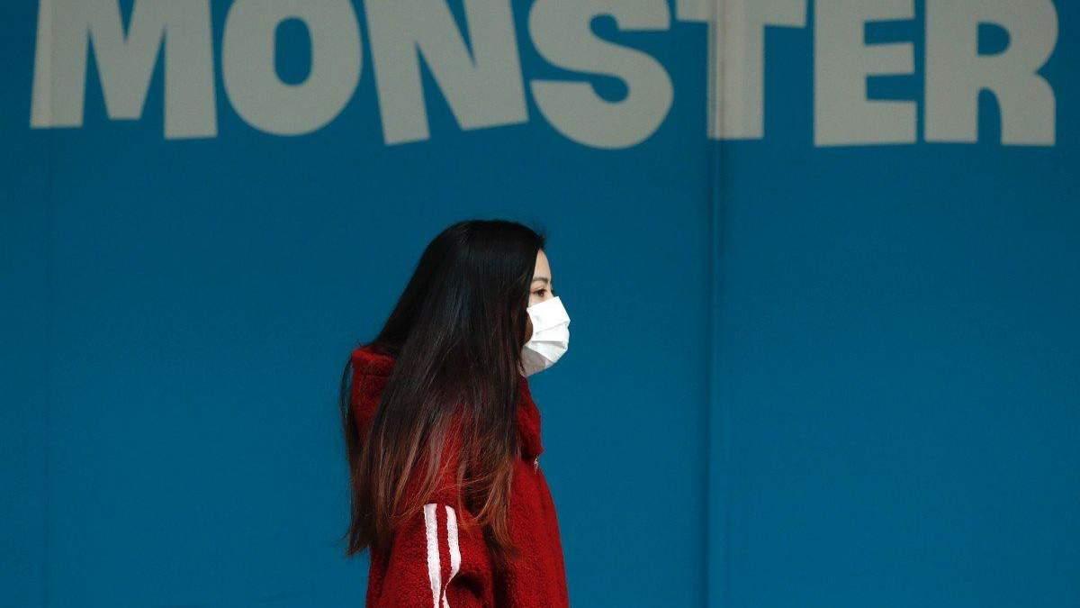Монстр-коронавірус загрожує всьому людству