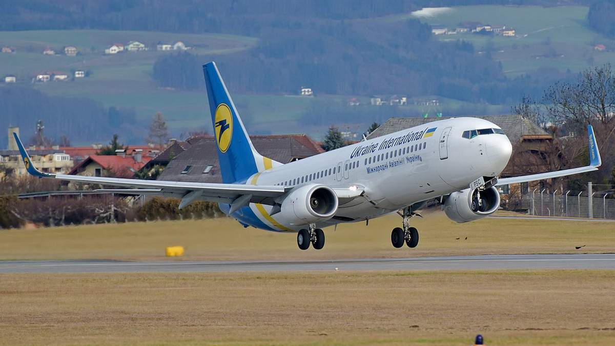 МАУ осуществит рейс из Майами в Киев