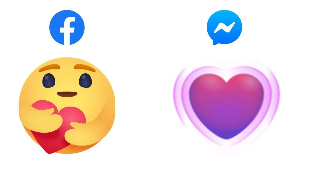 В Facebook появятся новые реакции на сообщения из-за COVID-19