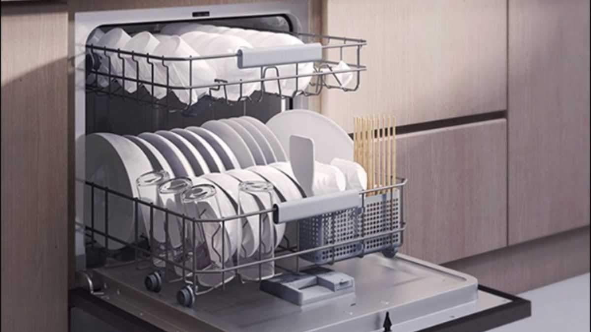 Посудомийна машинка  Mijia Internet Dishwasher