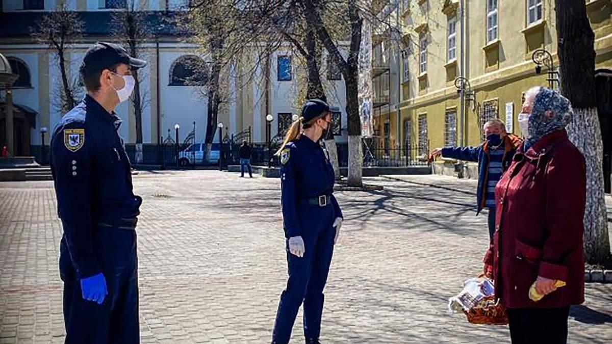 Почти пустой город: в Киеве люди не пошли в храмы на Пасху