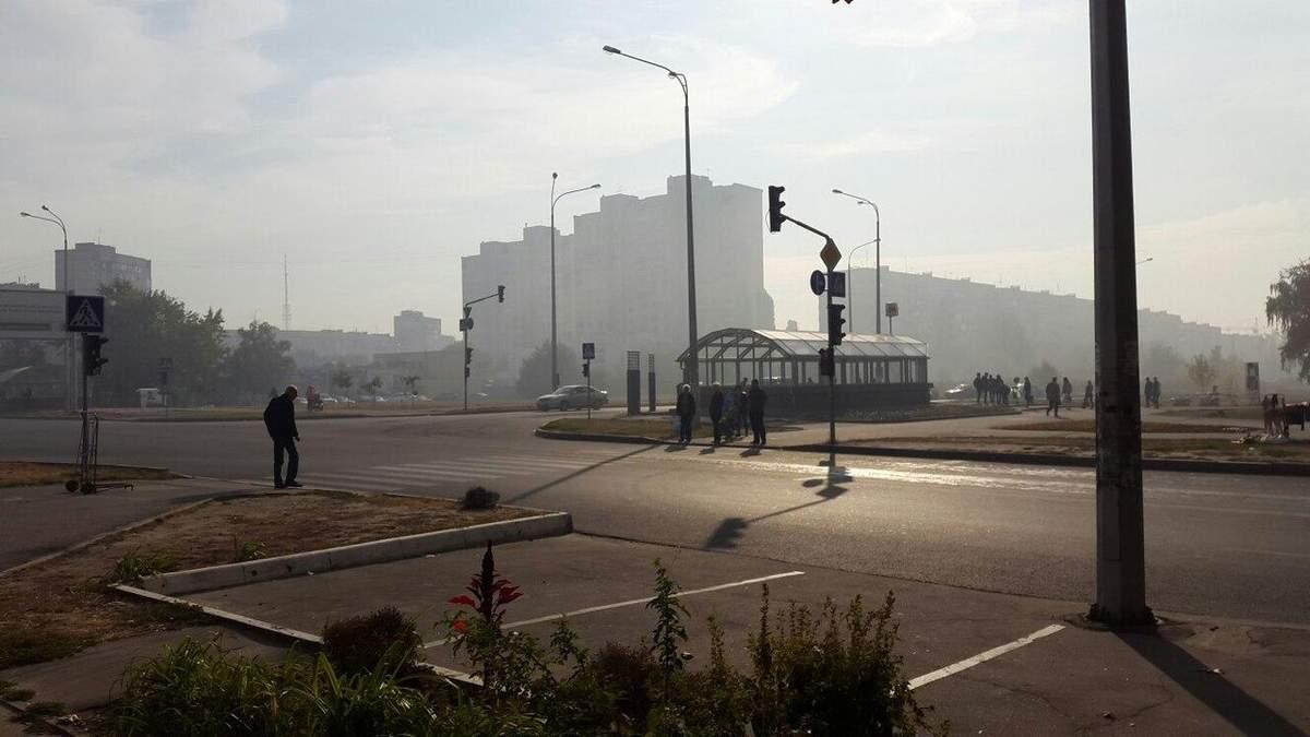 Смог в Харькове сегодня, 19 апреля 2020 – загрязнение воздуха