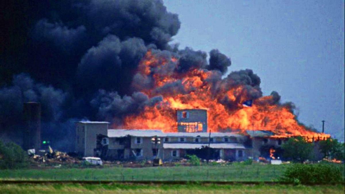 Настоящие трубы Апокалипсиса: как происходил штурм религиозной церкви в США
