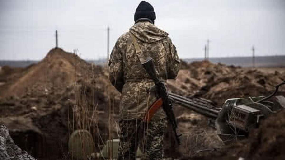 Бойовики вбили українського військового