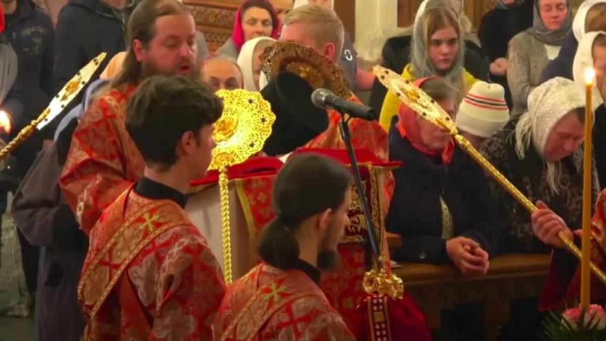 Это сравнительно мизерное количество, – митрополит УПЦ МП о толпах людей в церквях на Пасху