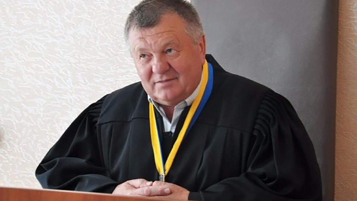 Почесна відставка та мільйон гривень: як одіозний суддя вкотре вийшов сухим із води