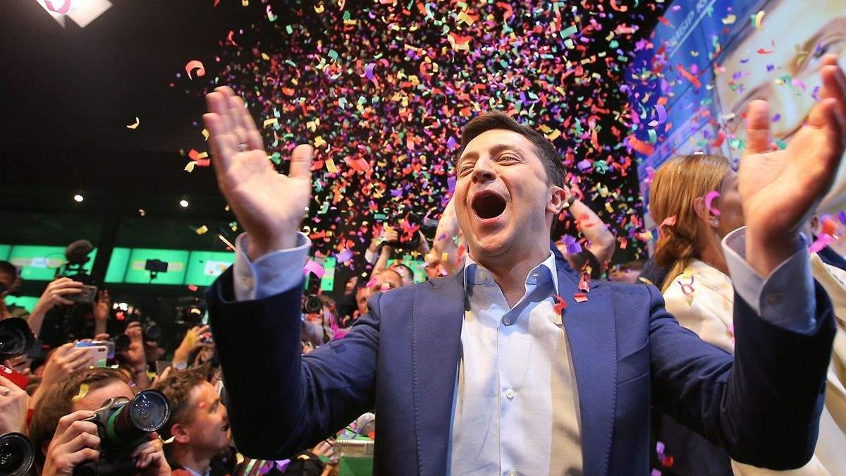 Год президентства Зеленского: о чем молчит его команда