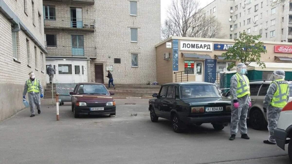 Коронавирус в общежитии под Киевом: десятки больных, двое умерших