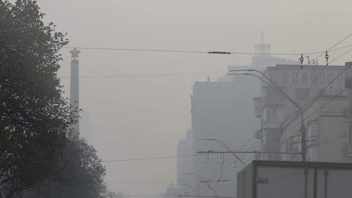 Какова ситуация с воздухом в Киеве 22 апреля - Кличко рассказал детали