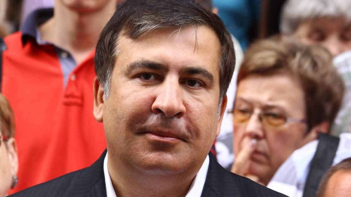 Зеленский предложил Саакашвили стать вицепремьером