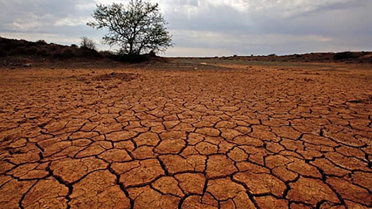 Нове глобальне потепління у світі до 2024 року - зміна клімату