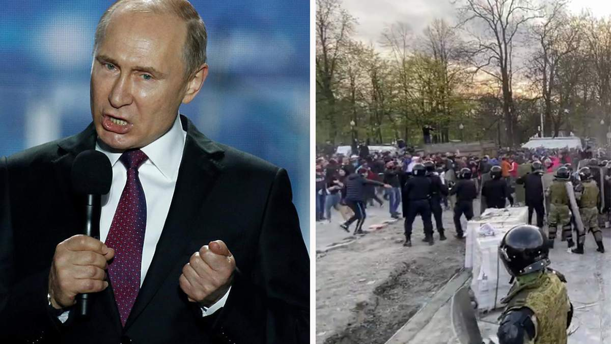Путин теряет контроль над Северным Кавказом: какая ошибка к этому привела