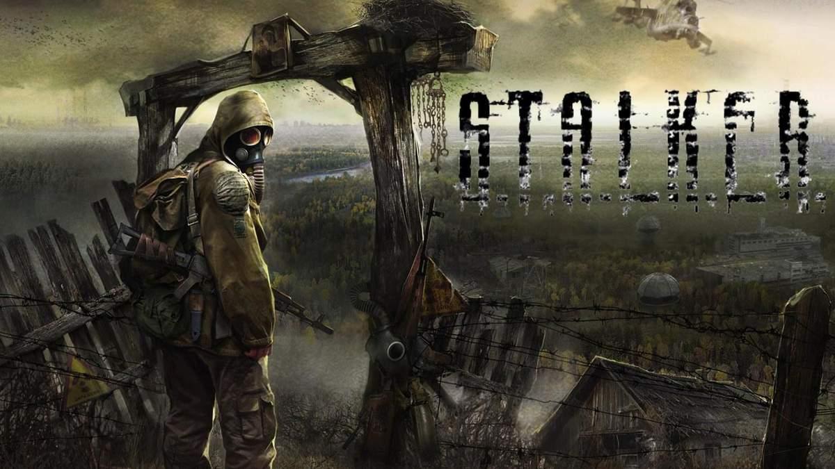 """S.T.A.L.K.E.R. россияне считают """"отечественной"""" игрой"""