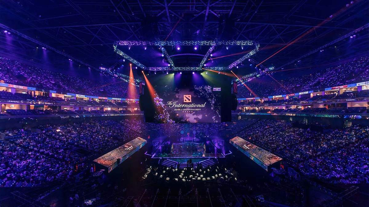 The International 2021 может состояться в Киеве