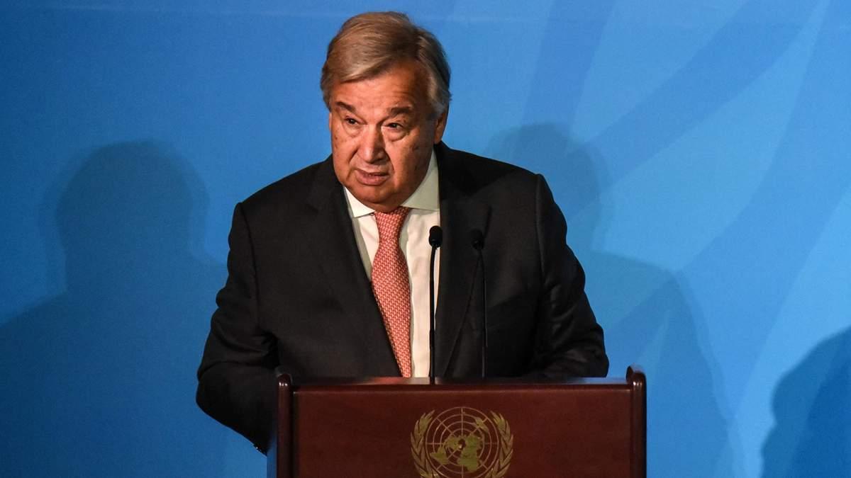 Пандемія коронавірусу у світі  перетворюється на кризу в галузі прав людини, – ООН