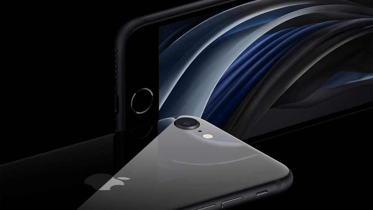 iPhone SE (2020) испытали  на  AnTuTu