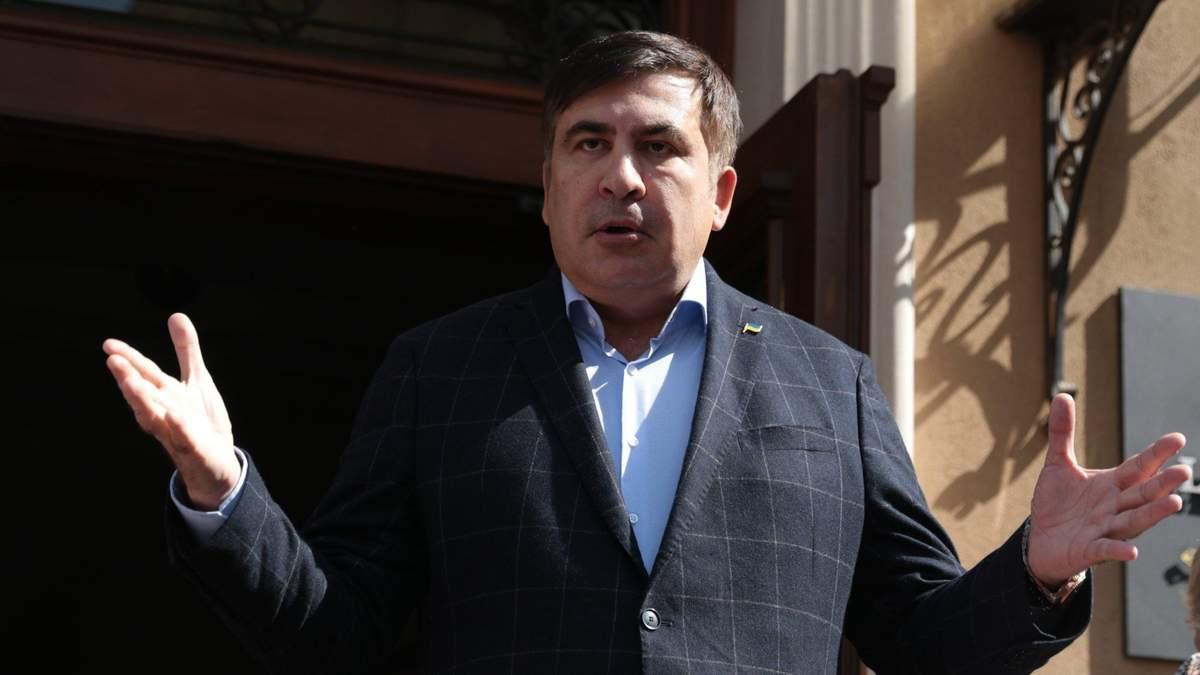 Зеленский поручил Саакашвили вести переговоры с МВФ: детали
