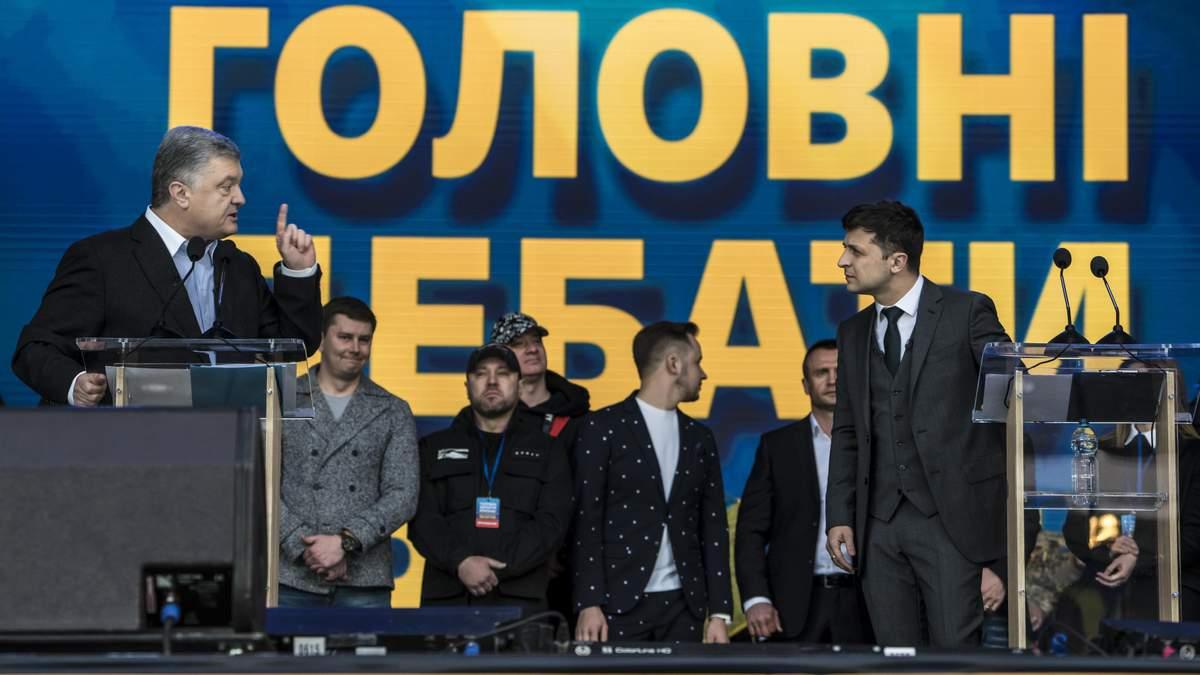Експеримент українських виборців