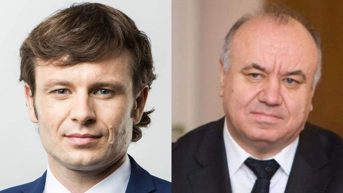 Сергій Марченко, Василь Цушко