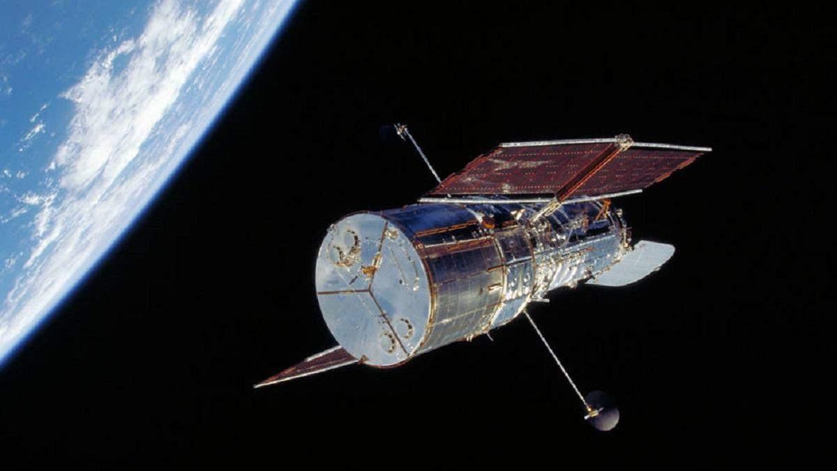 Телескопу Hubble 30 років!