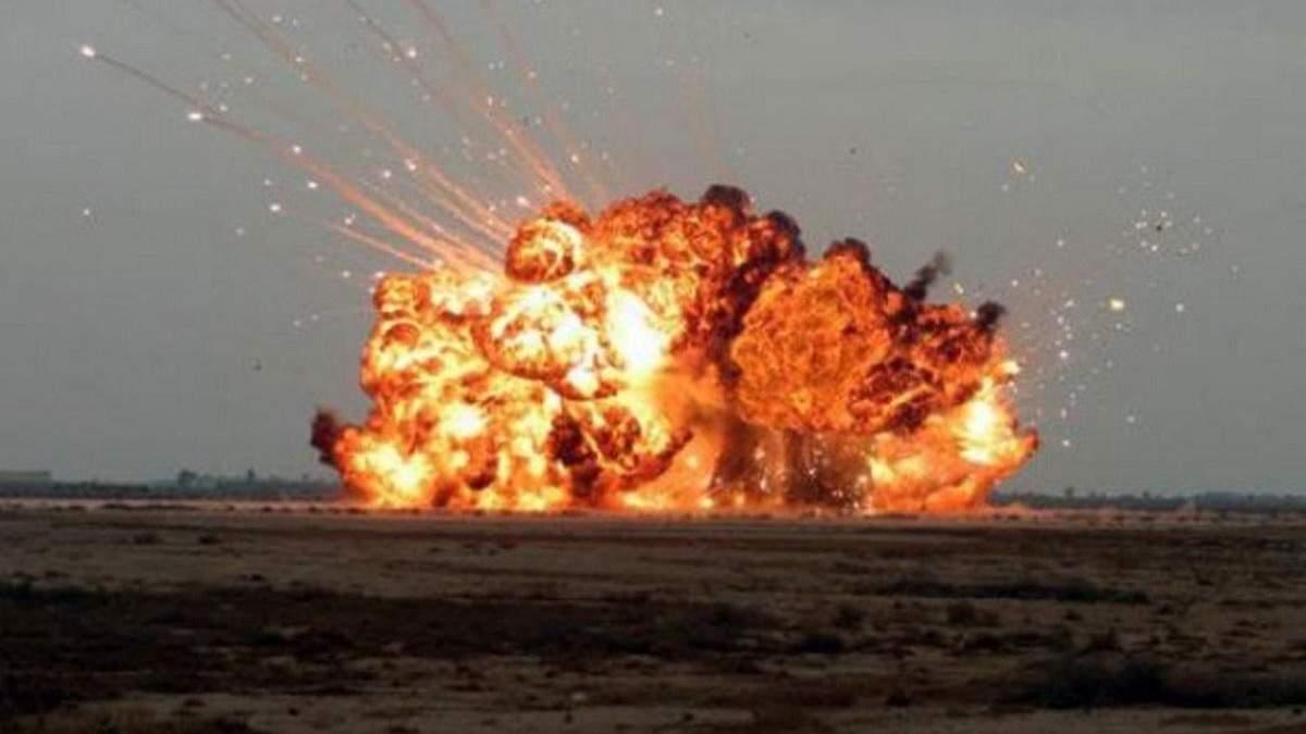 Військові знали про планування пожеж на складах боєприпасів у Калинівці і Балаклії, – комісія