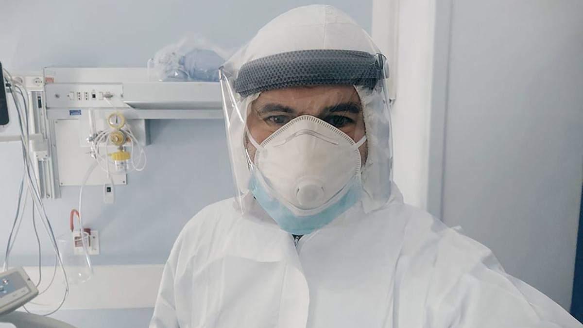 Український медик розповів про досвід роботи в Італії