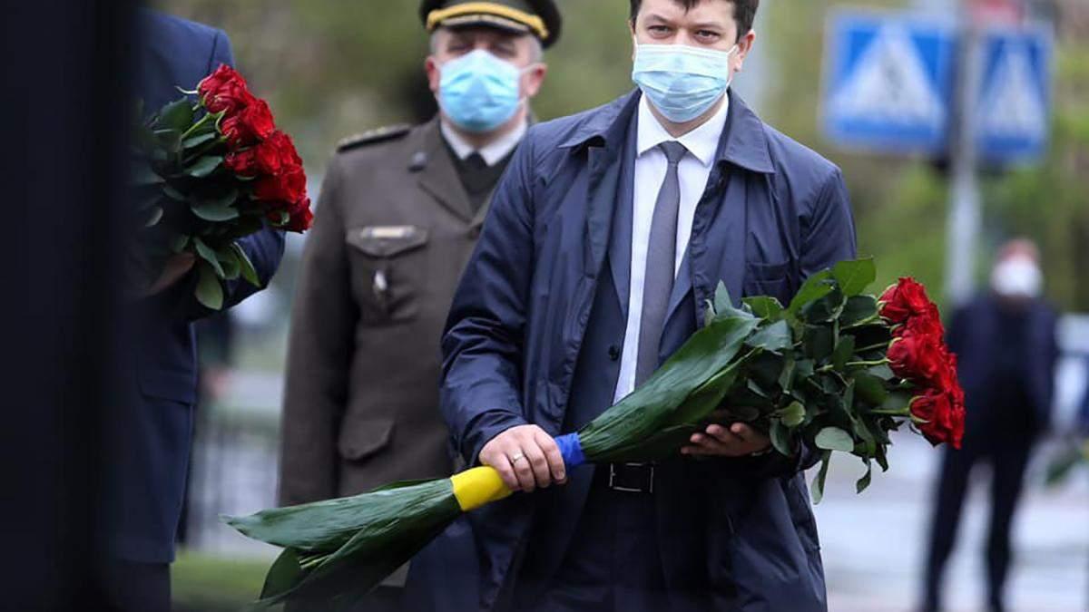 Як в Україні вшановують 34 річницю Чорнобильської трагедії під час карантину