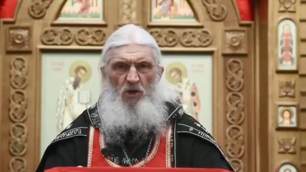 У Росії духовний наставник Поклонської прокляв усіх, хто закриває храми – відео