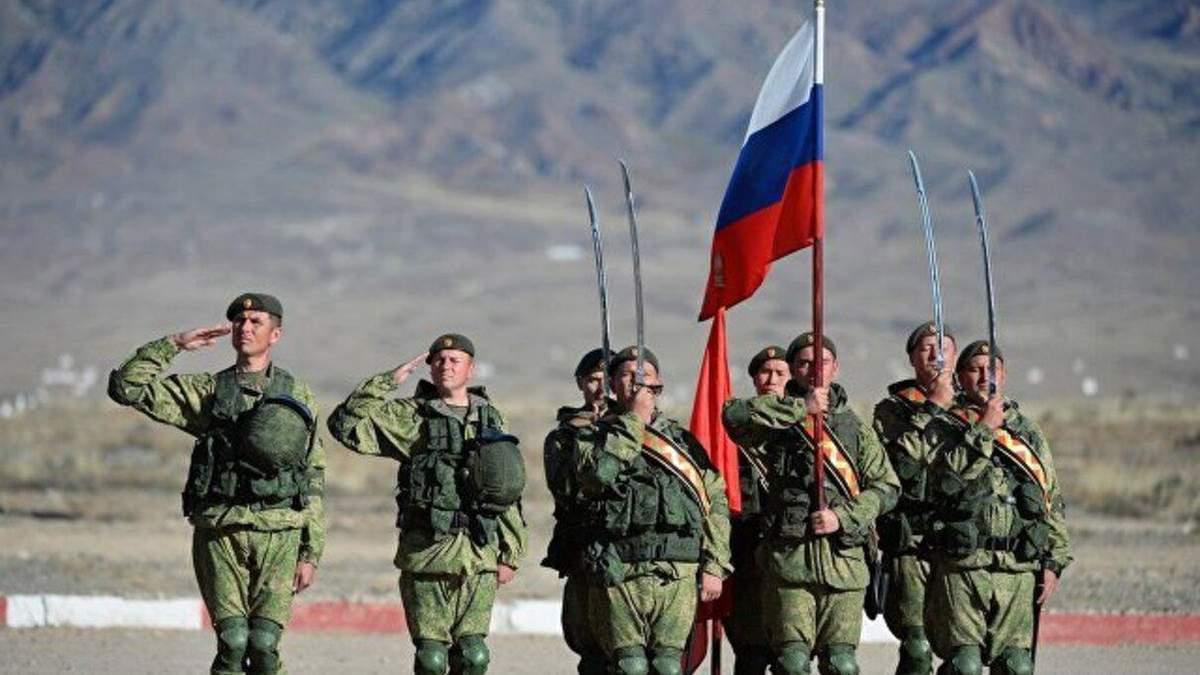 Четверо российских военных – в тяжелом состоянии