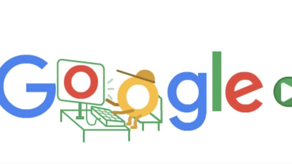 Google запустил дудл-марафон