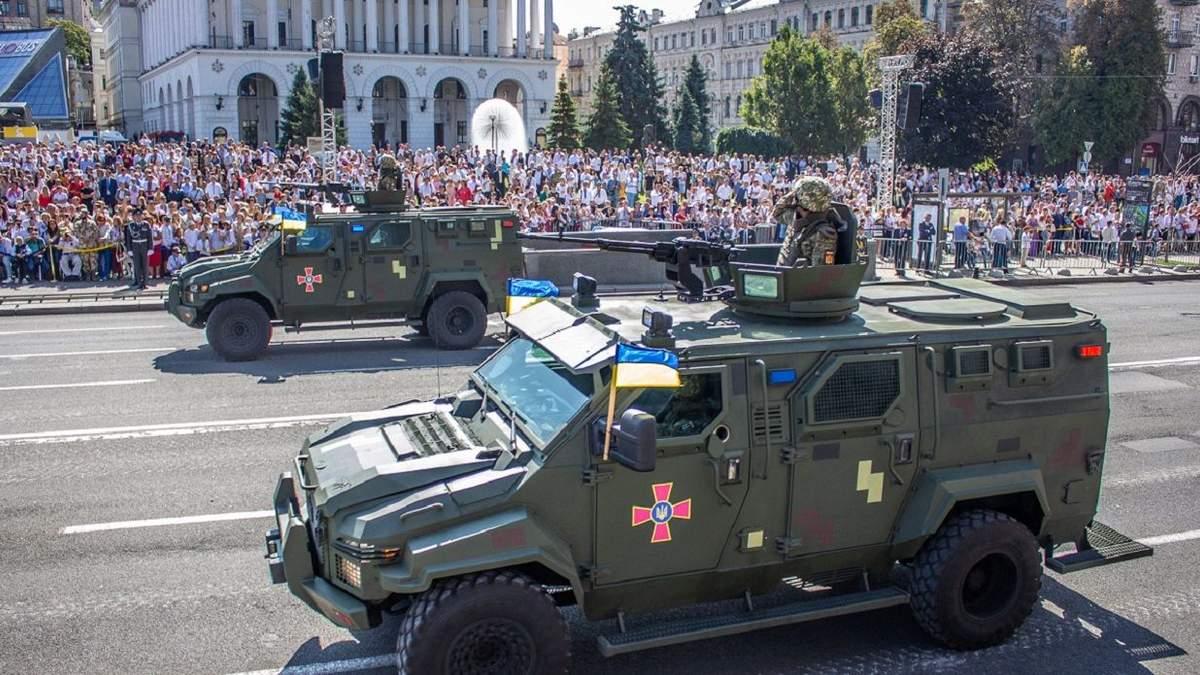 Україна, Росія та США: скільки різні країни тратять на власну оборону