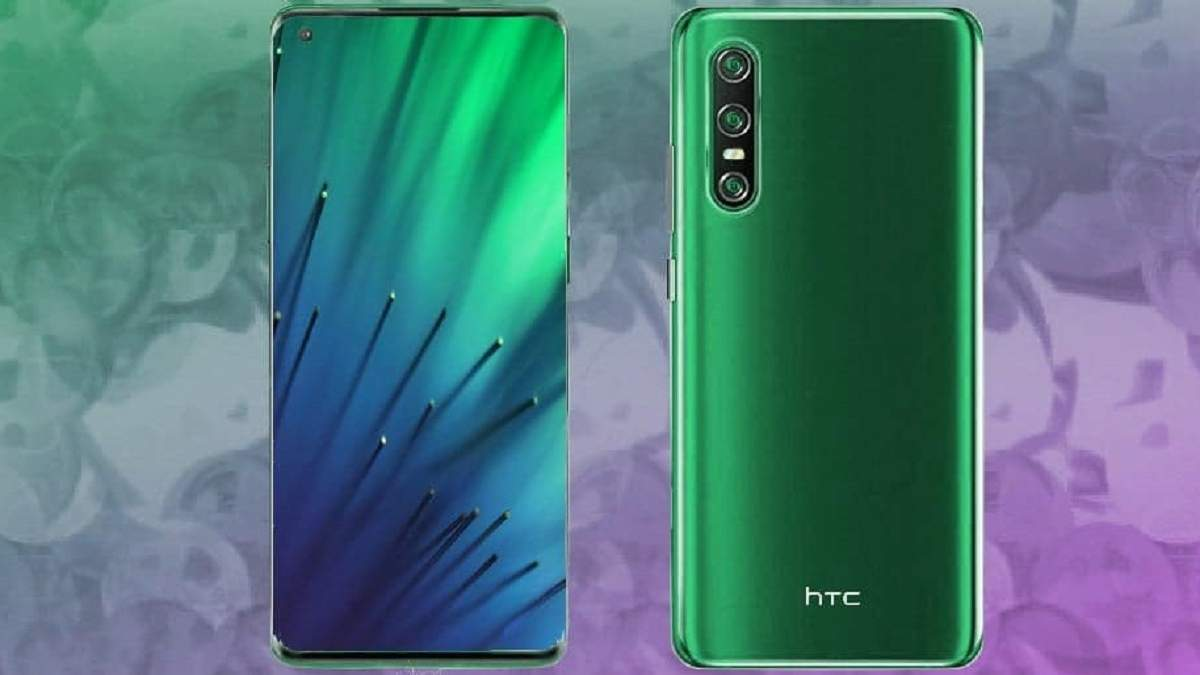 Данные нового смартфона HTC слили в сеть