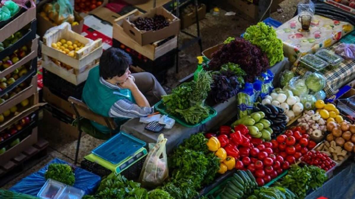 Кабмин 29 апреля рассмотрит открытие продуктовых рынков