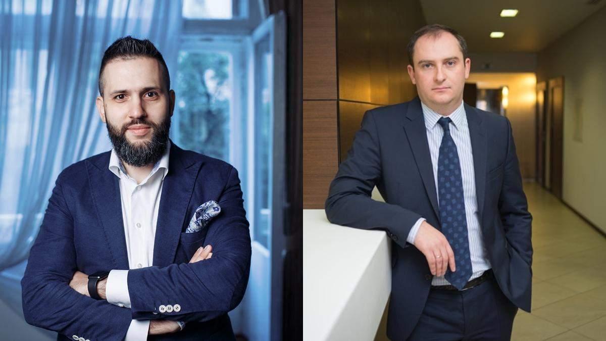Максима Нефьодова та Сергія Верланова звільнили