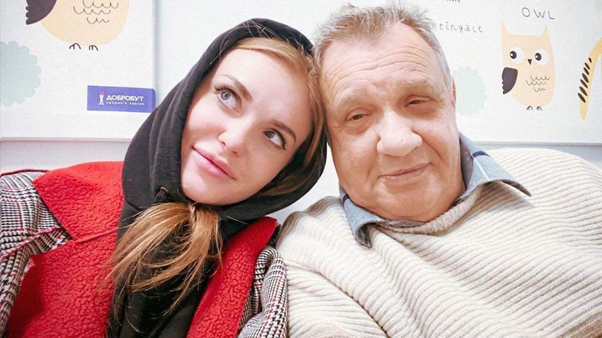 Не общалась более 20-ти лет: Слава Каминская откровенно рассказала об отношениях с отцом