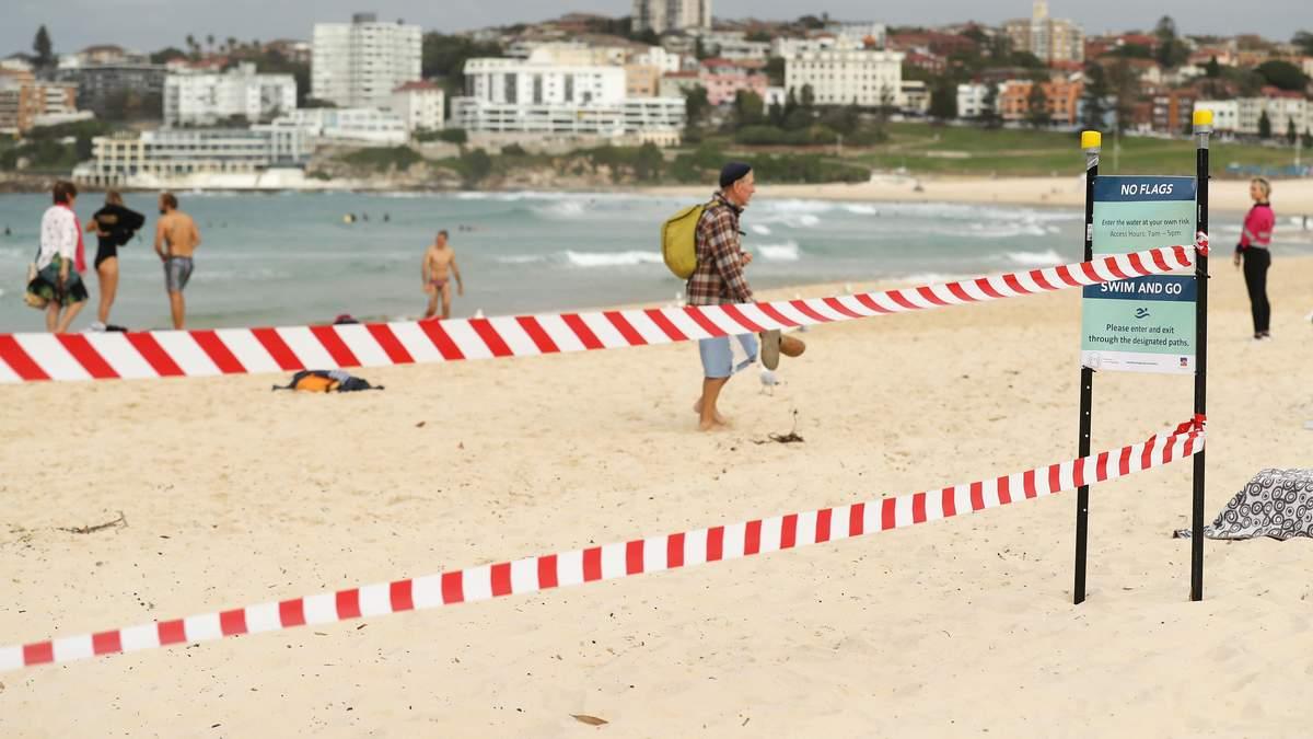 Австралія і Нова Зеландія виходять з карантину: там відкривають пляжі