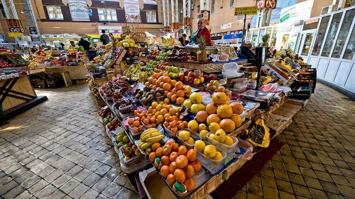 Продуктовые рынки в Черновцах открыли с 28 апреля 2020 несмотря на карантин