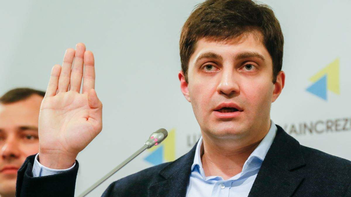 Зеленський хотів призначити Сакварелідзе керівником ДБР, – Бутусов