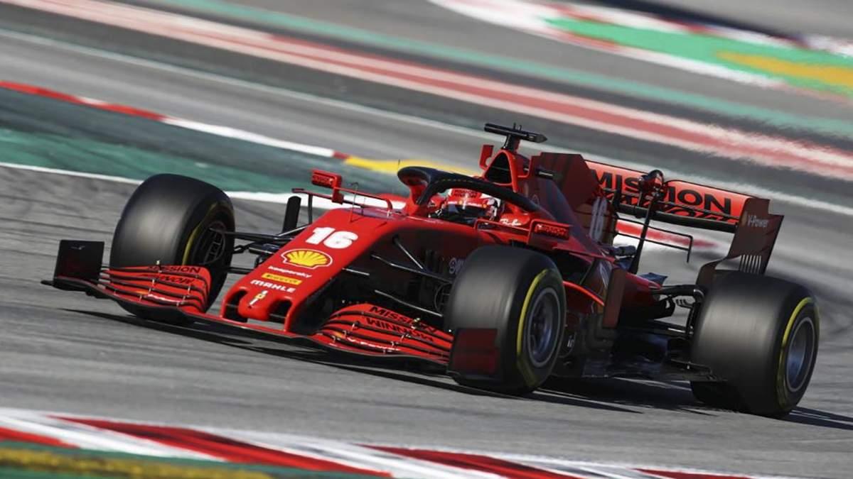 Формула 1, 2020 – календарь гонок чемпионата в 2020 году