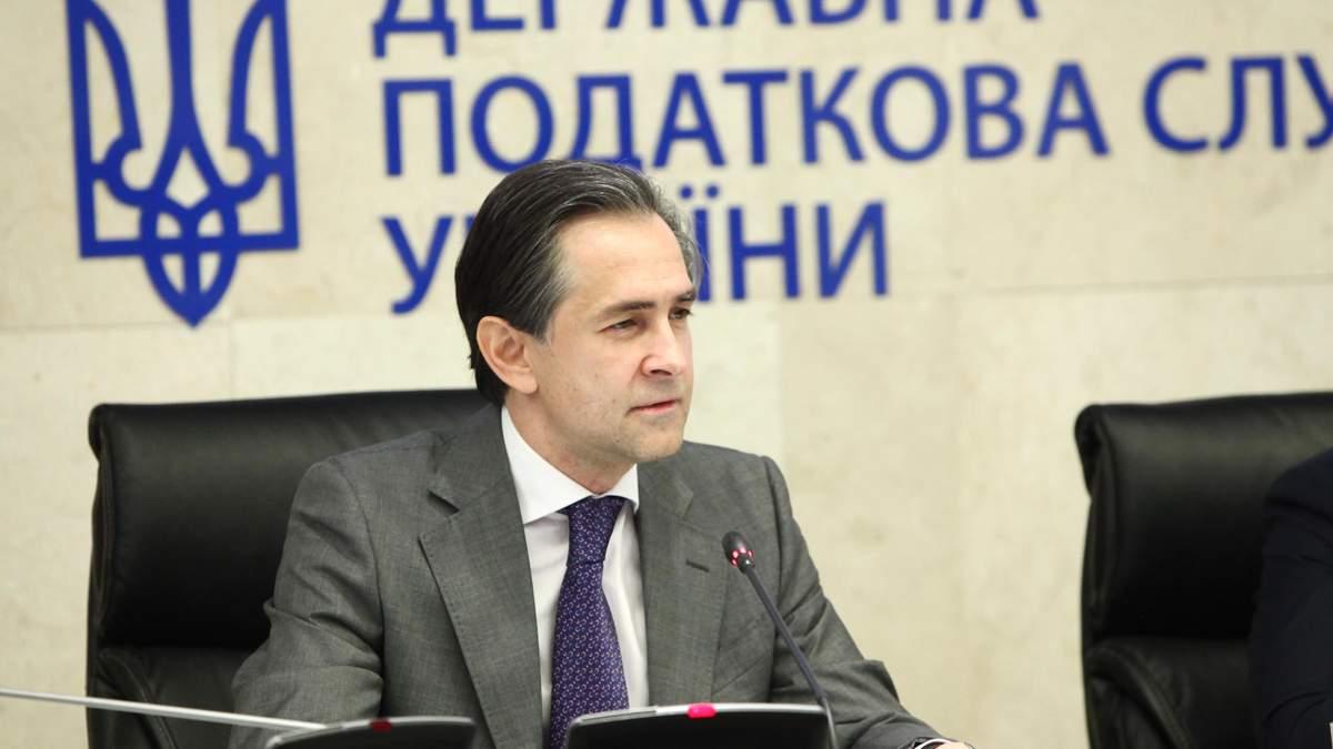 Олексій Любченко новий глава податкової – біографія, хто це