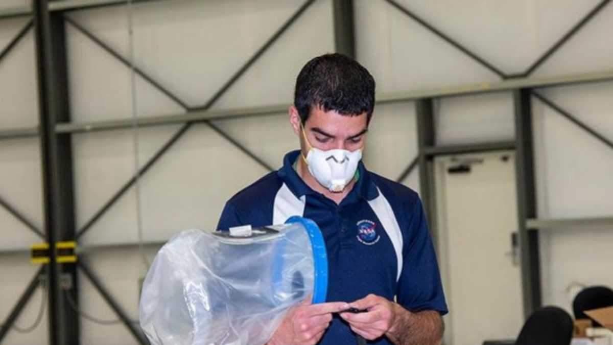 NASA и Virgin Galactic работают над устройствами для лечения COVID-19