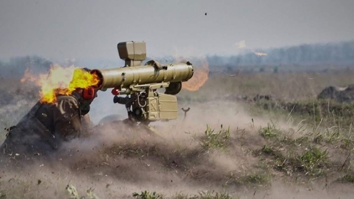 Помстилися за обстріли: як українські військові знищили автомобіль лідера бойовиків – відео