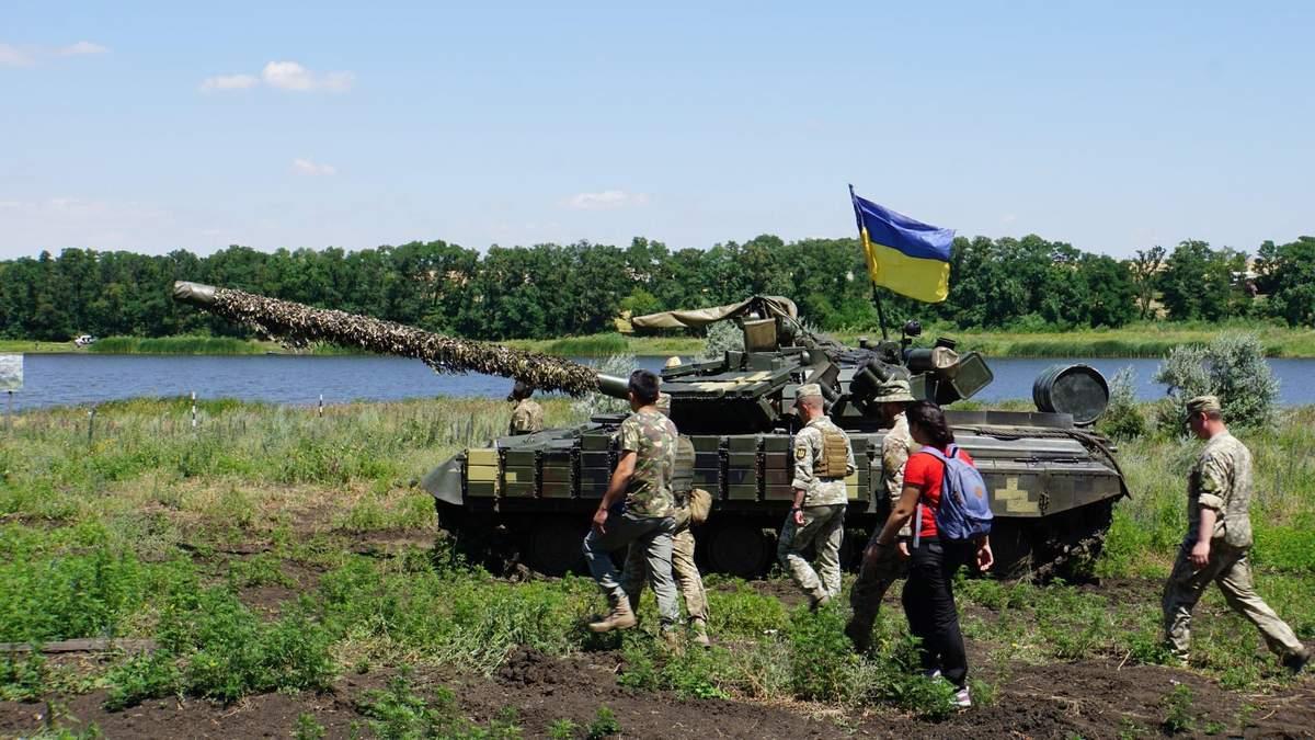 Основные задачи для Объединенных сил на Донбассе