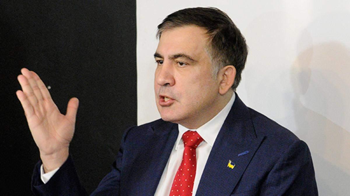 Саакашвили не согласится на более низкую должность, чем вице-премьер, – политолог