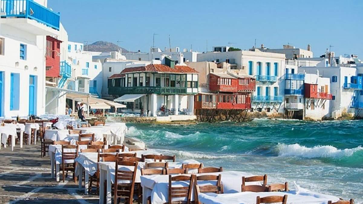 Туристичний сезон у Греції 2020: коли стартує